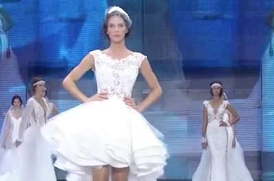 Ein Brautmoden Label & eine geniale Show: Mery's Couture bei der Energy Fashion Night 2015!