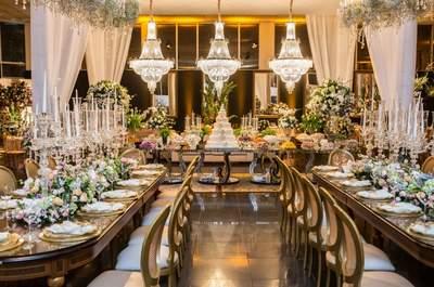 12 decoradores TOP de casamento em Belo Horizonte: escolha o seu!