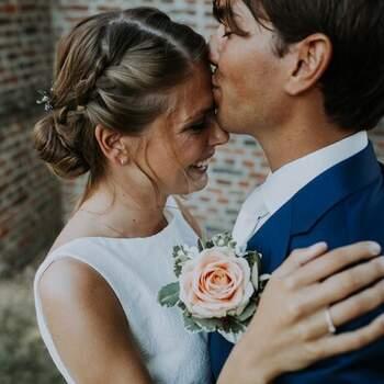 The American bruiloft van Ward & Nieke   Foto: Daniëlle Kroneman Photography