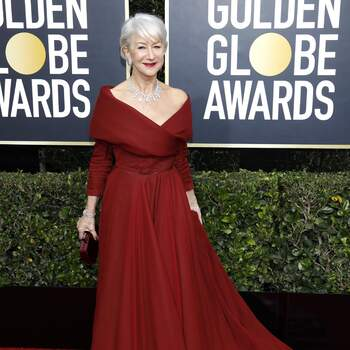 Helen Mirren. Credits Cordon Press