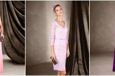 Sukienki dla matek Pary Ślubnej od Pronovias 2017! Wybierz swój ulubiony model!