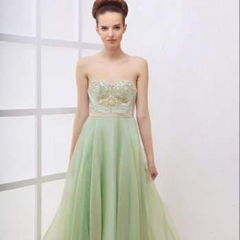 Robe de mariée Veronika Jeanvie - modèle Fairy Talle