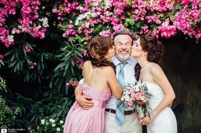 15 доводов о том, что любая невеста нуждается в отце!