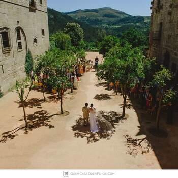 Pousada Mosteiro de Amares   Foto: Divulgação