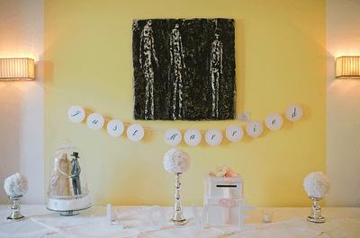 3 características de la novia con estilo femenino