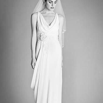 Te presentamos los modelos 2012 de la famosa casa de novias inglesa Temperley. Foto de Temperley London