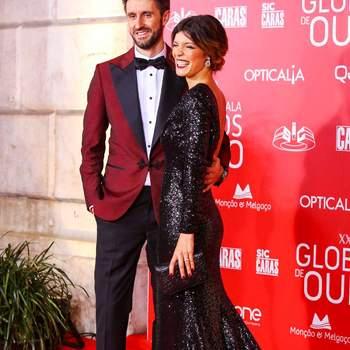 Andreia Rodrigues e Daniel Oliveira | <Créditos: Nuno Pinto Fernandes © GLOBAL IMAGENS