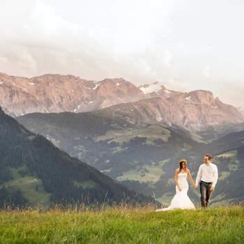 Hochzeitsimpression. Foto: Schweiz Tourismus Rent a Hotel