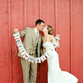 Guirlande de mariage sur Etsy