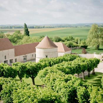 Photo : Château de Serans