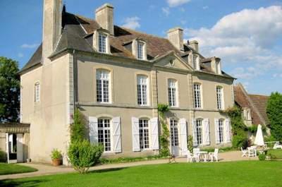 10 lieux de réception dans le Calvados où organiser un beau mariage  champêtre !