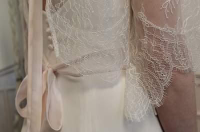 Itinéraire d'une robe de mariée : La naissance d'une robe racontée par sa créatrice