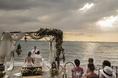 Consejos para una boda en clima cálido: ¡No te pierdas el #3!