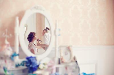 Wedding-Beauty: So wird ihr Make-up für die Hochzeit langanhaltend!