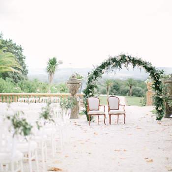 Créditos: Dream Weddings Europe   Premium events