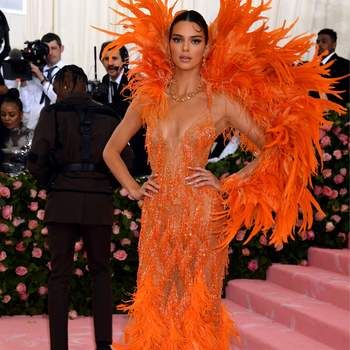 Kendall Jenner, Versace. Credits: Cordon Press