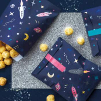 Enveloppes Aventures Dans L'espace 6 Pièces - The Wedding Shop !