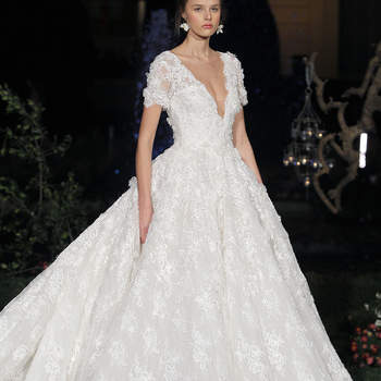 Marchesa. Credits: Valmont Barcelona Bridal Fashion Week