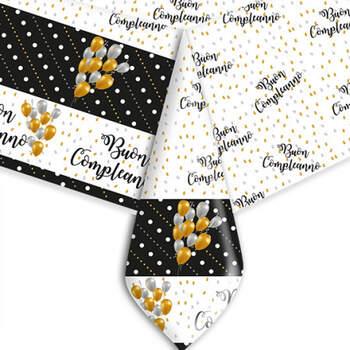 Mantel de plástico cumpleaños - Compra en The Wedding Shop