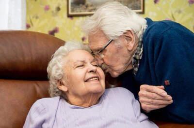 L'amour plus fort que la haine : il la sauve d'Auschwitz il y a 70 ans et leur histoire d'amour émeut le web !