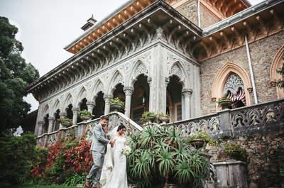 Palacio de Monserrate. Foto: Gloria Aguiam Fotografas