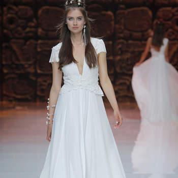 Créditos: Inmaculada Garcia   Barcelona Bridal Fashion Week