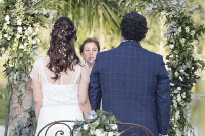 La boda de Nana y Miguel: Un instante de sueño contiene un alma entera
