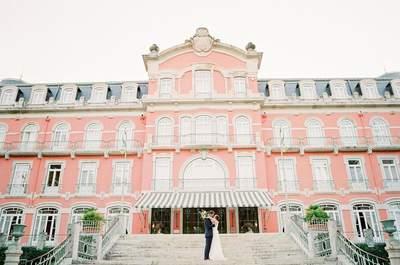 Os 10 espaços mais luxuosos de Portugal para casar como uma princesa