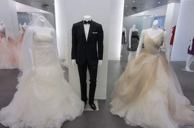 Vera Wang Bridal Collection for David´s Bridal Fall/Winter 2013