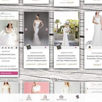 Brautkleider online finden auf Brautkleider.online