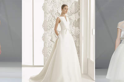 Wybierz krój sukni ślubnej, który króluje na wybiegach!