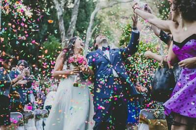 ¿Quieres tener la boda de tus sueños? Organiza el enlace siendo fiel a ti misma