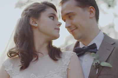 Безумно классная и прекрасная: Михаил Матыженко о свадьбе легких и смешных Оли и Саши