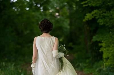 Une robe de mariée sur mesure qui sublimera votre silhouette : Etoffes et Silhouettes