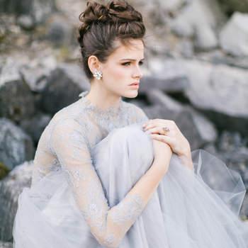 Cabelo de noiva preso   Credits: Maria Lamb Photography