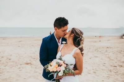 Teasers de casamento que são pura inspiração!