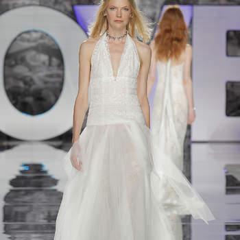 Wenn Sie es schlicht mögen, verlieben Sie sich in diese minimalistischen Brautkleider