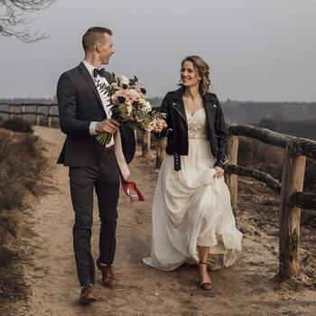 Styled Wedding Shoot: Trouwen op de posbank in Rheden!   Foto: Lianne Snoek Fotografie