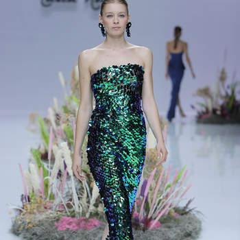 Carla Ruiz. Créditos: Barcelona Bridal Fashion Week