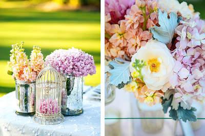 ¡Lleva la primavera a las mesas de tu boda!