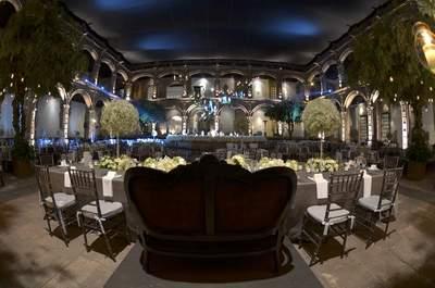 Los 10 mejores lugares de ensueño para organizar tu boda en el DF:La belleza arrebatadora de la ciudad