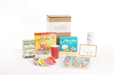 Une idée cadeau trop mignonne : la Tiniloo Box !