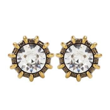 Pendientes Crystal de Gucci (230 euros)