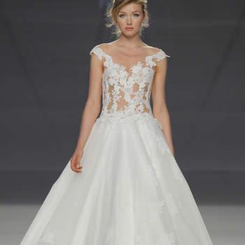 Foto: Cymbeline. Credits_ Barcelona Bridal Fashion Week