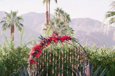 Decoración de boda bohemio: ¡20 ideas imperdibles para tu gran día!