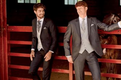 Cómo elegir el traje para tu novio: Conoce las diferencias entre chaqué, esmoquin y frac