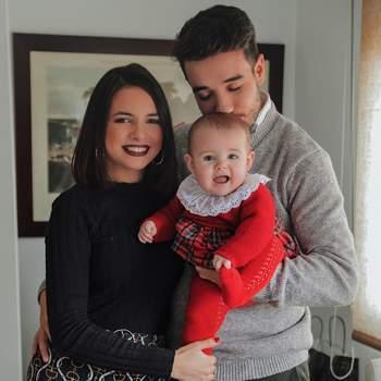 A blogger está muito feliz nesta nova fase da sua vida. | Foto via Instagram @mafalda.sampaio