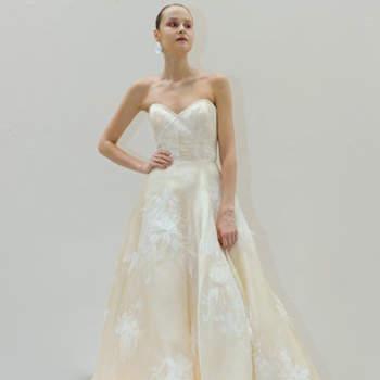 Francesca Miranda. Credits_ New York Bridal Week