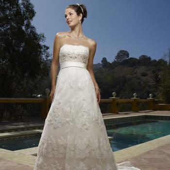 Año 2008. Credits: Casablanca Bridal
