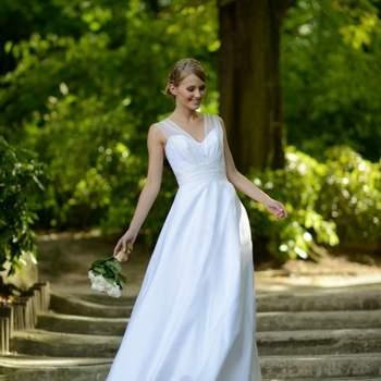 Robe de mariée Catherine Varnier - Modèle New Audrey